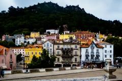 ポルトガル/シントラの街なみ